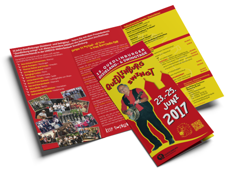 Folder 16. Quedlinburger Dixielland- und Swingtage 2017